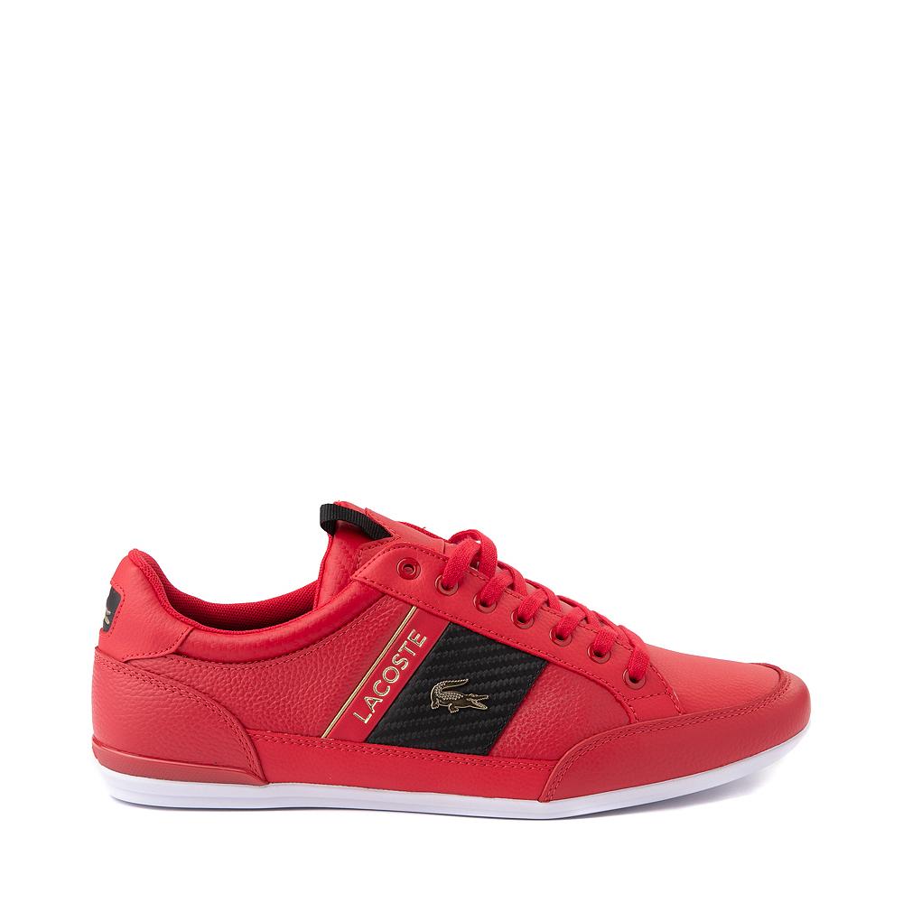 Mens Lacoste Chaymon Sneaker - Red