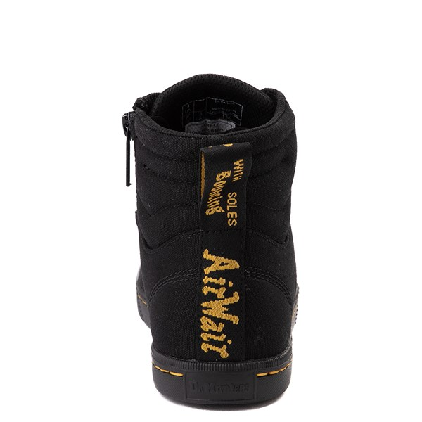 alternate view Womens Dr. Martens Rozarya Boot - BlackALT2B