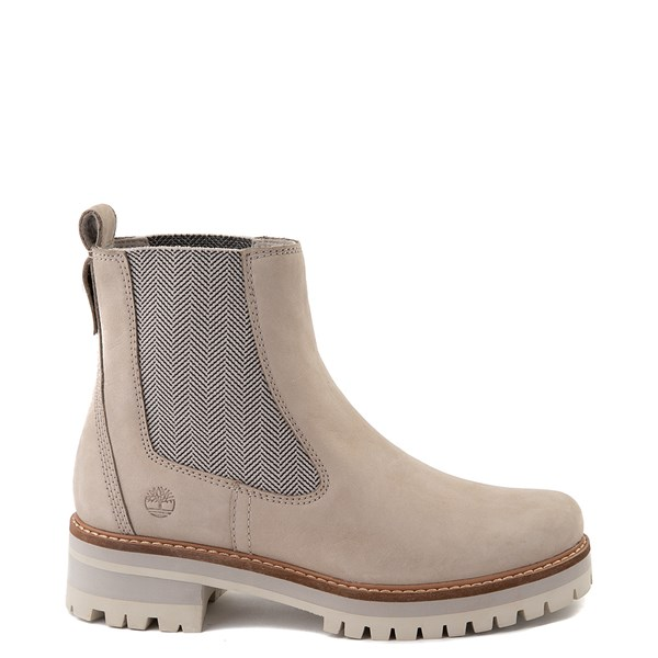 Default view of Womens Timberland Courmayeur Valley Chelsea Boot - Taupe