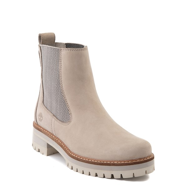 Alternate view of Womens Timberland Courmayeur Valley Chelsea Boot - Taupe