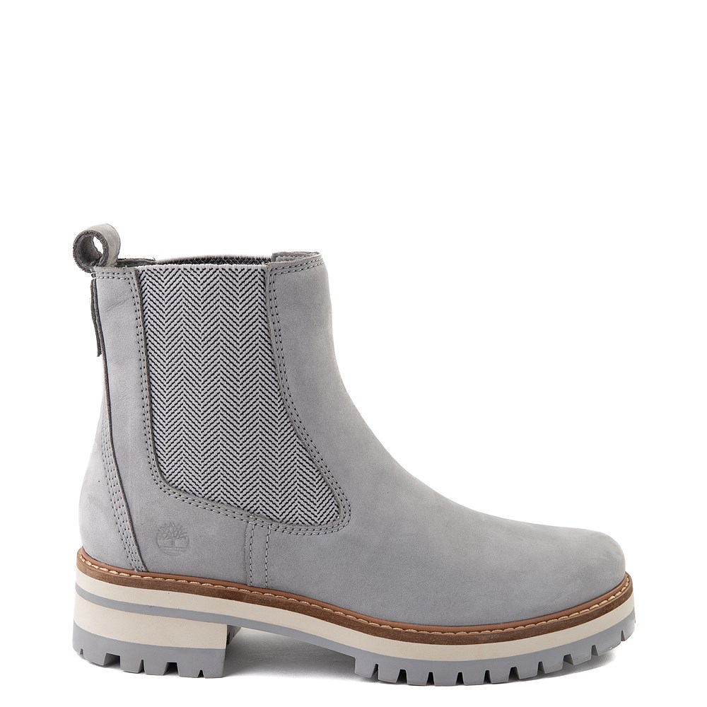 Womens Timberland Courmayeur Valley Chelsea Boot - Gray