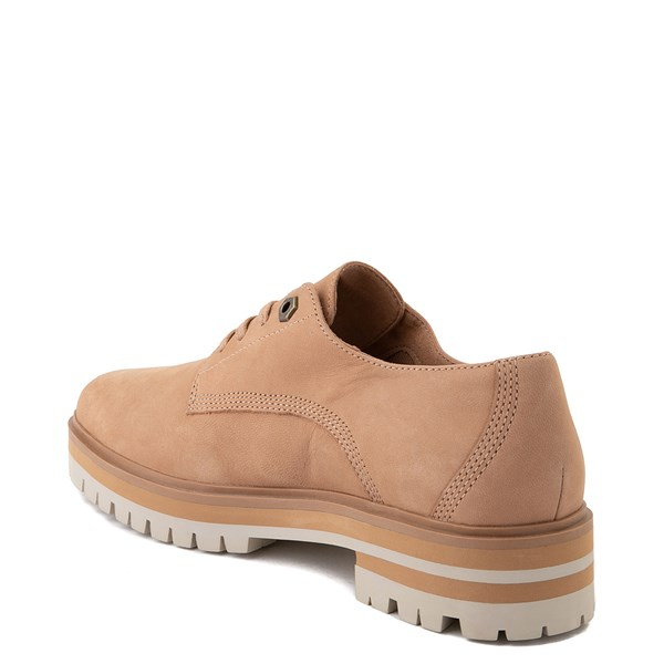 alternate view Womens Timberland Londyn Oxford Casual Shoe - Light BrownALT2