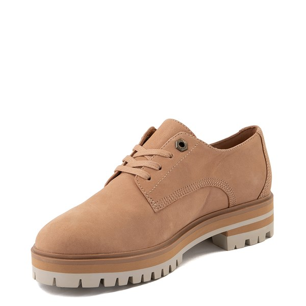 alternate view Womens Timberland Londyn Oxford Casual Shoe - Light BrownALT3