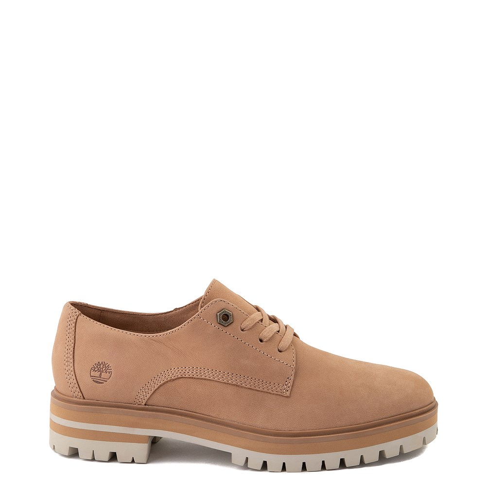 Womens Timberland Londyn Oxford Casual Shoe - Light Brown