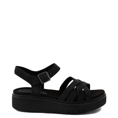 Main view of Womens Timberland Safari Dawn Sandal - Black