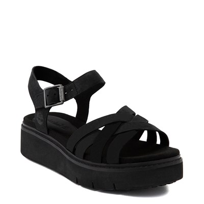 Alternate view of Womens Timberland Safari Dawn Sandal - Black