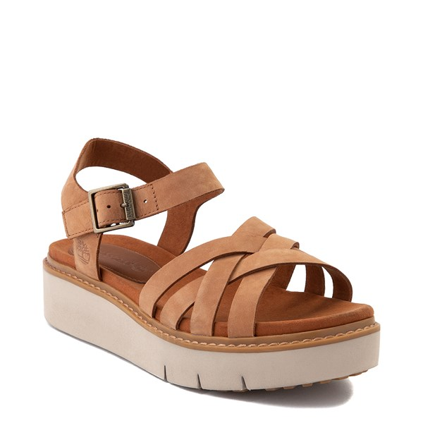 alternate view Womens Timberland Safari Dawn Sandal - RustALT1