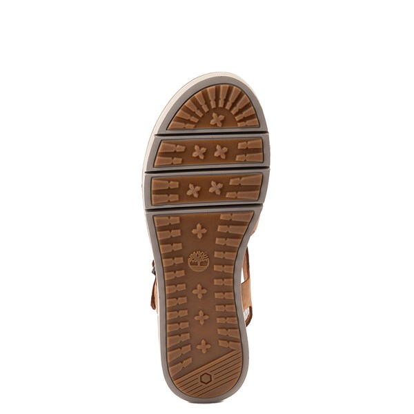 alternate view Womens Timberland Safari Dawn Sandal - RustALT5