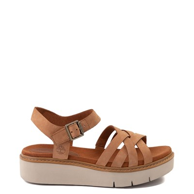 Main view of Womens Timberland Safari Dawn Sandal - Rust