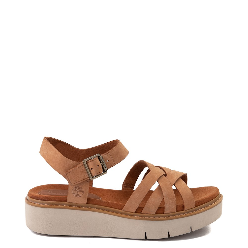 Womens Timberland Safari Dawn Sandal - Rust