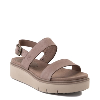 Alternate view of Womens Timberland Safari Dawn 2-Band Sandal - Taupe