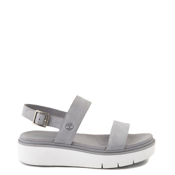 Womens Timberland Safari Dawn 2-Band Sandal - Gray