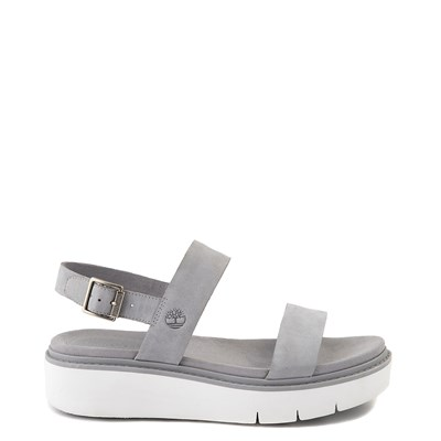 Main view of Womens Timberland Safari Dawn 2-Band Sandal - Gray