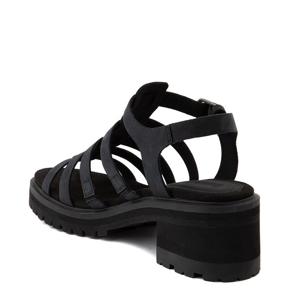 alternate view Womens Timberland Violet Marsh Fisherman Sandal - BlackALT2