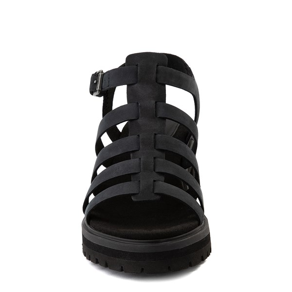 alternate view Womens Timberland Violet Marsh Fisherman Sandal - BlackALT4