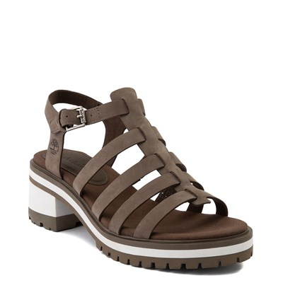 Alternate view of Womens Timberland Violet Marsh Fisherman Sandal - Olive
