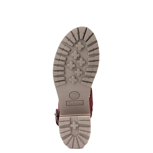 alternate view Womens Timberland Violet Marsh Sandal - BurgundyALT5