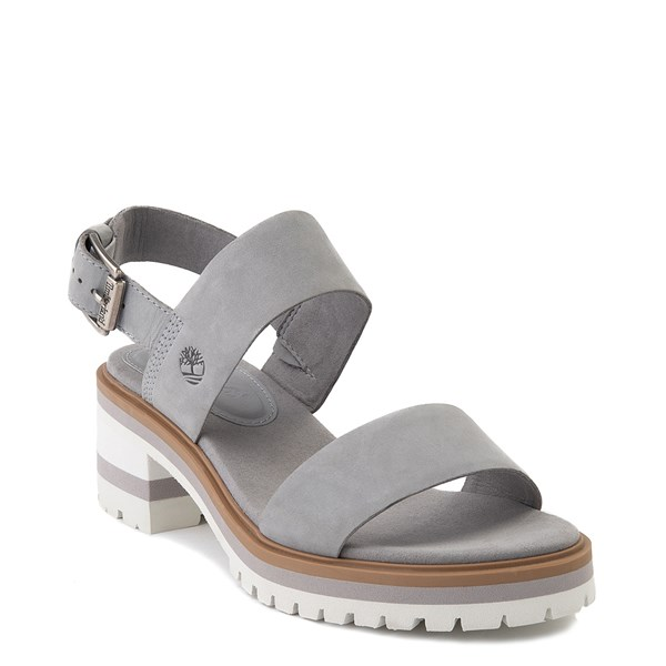 alternate view Womens Timberland Violet Marsh Sandal - GrayALT1