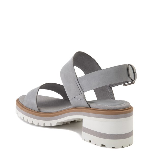 alternate view Womens Timberland Violet Marsh Sandal - GrayALT2