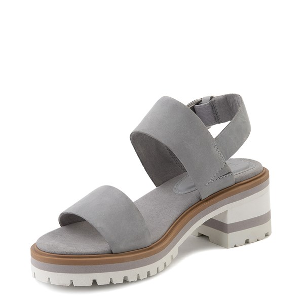 alternate view Womens Timberland Violet Marsh Sandal - GrayALT3