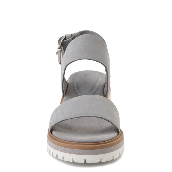 alternate view Womens Timberland Violet Marsh Sandal - GrayALT4
