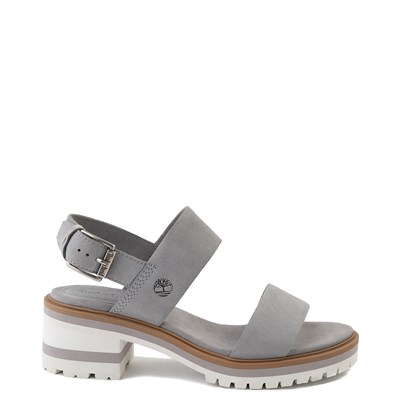 Main view of Womens Timberland Violet Marsh Sandal - Gray