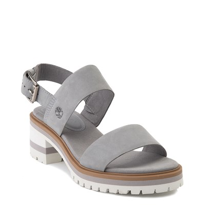 Alternate view of Womens Timberland Violet Marsh Sandal - Gray