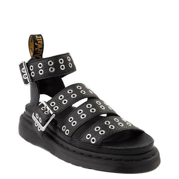 alternate view Womens Dr. Martens Clarissa Hardware Sandal - BlackALT1