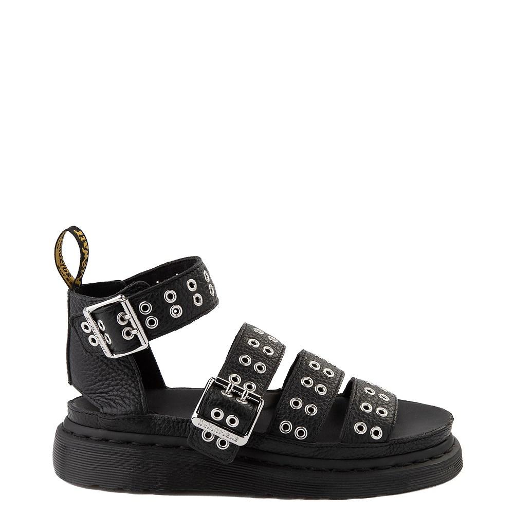 Womens Dr. Martens Clarissa Hardware Sandal - Black
