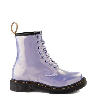 Main view of Womens Dr. Martens 1460 8-Eye Vegan Boot - Purple Heather