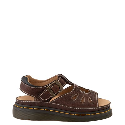 Main view of Dr. Martens Castrillo Sandal - Dark Brown