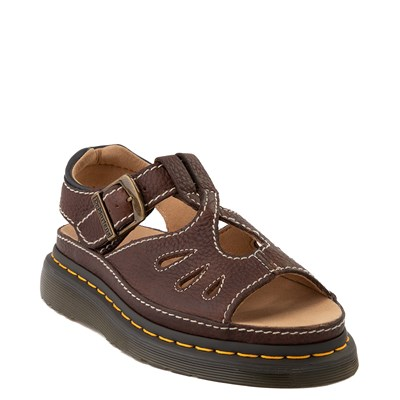 Alternate view of Dr. Martens Castrillo Sandal - Dark Brown