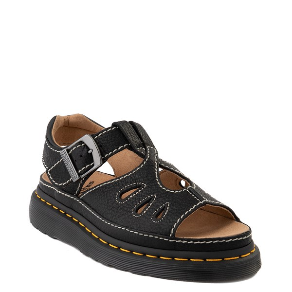 alternate view Dr. Martens Castrillo Sandal - BlackALT1