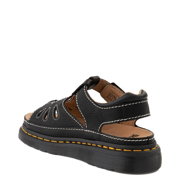 alternate view Dr. Martens Castrillo Sandal - BlackALT2
