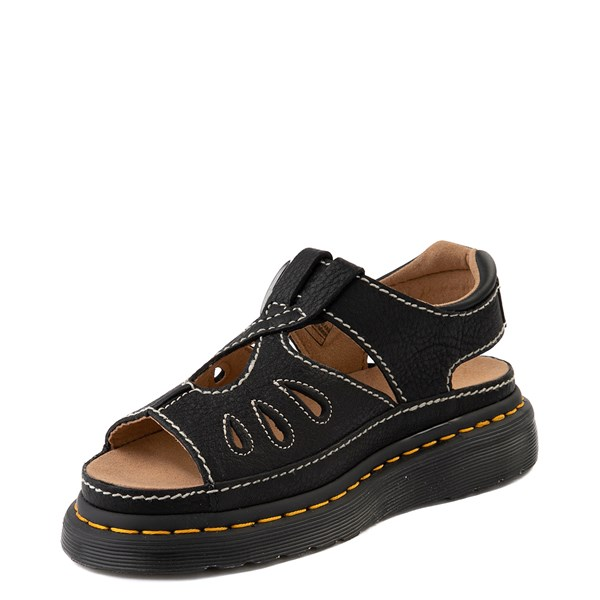 alternate view Dr. Martens Castrillo Sandal - BlackALT3