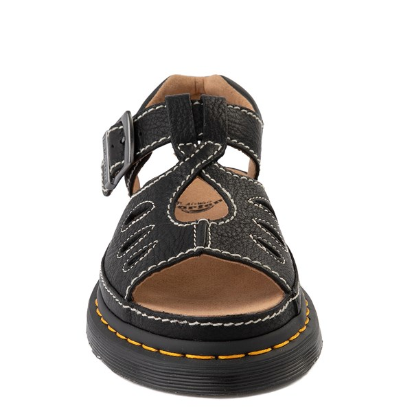 alternate view Dr. Martens Castrillo Sandal - BlackALT4