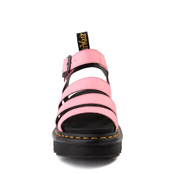 alternate view Womens Dr. Martens Blaire Sandal - Pink LemonadeALT4