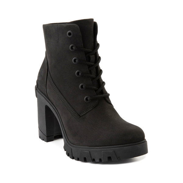 alternate view Womens Timberland Lana Point Boot - BlackALT5