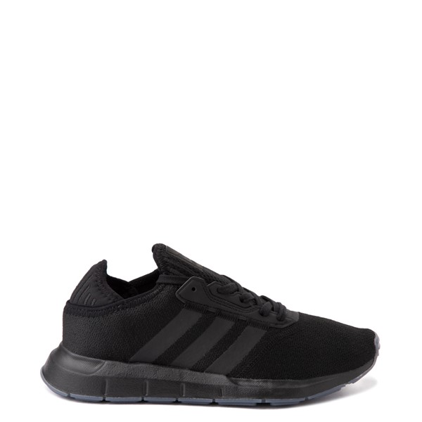 Womens adidas Swift Run X Athletic Shoe - Black Monochrome