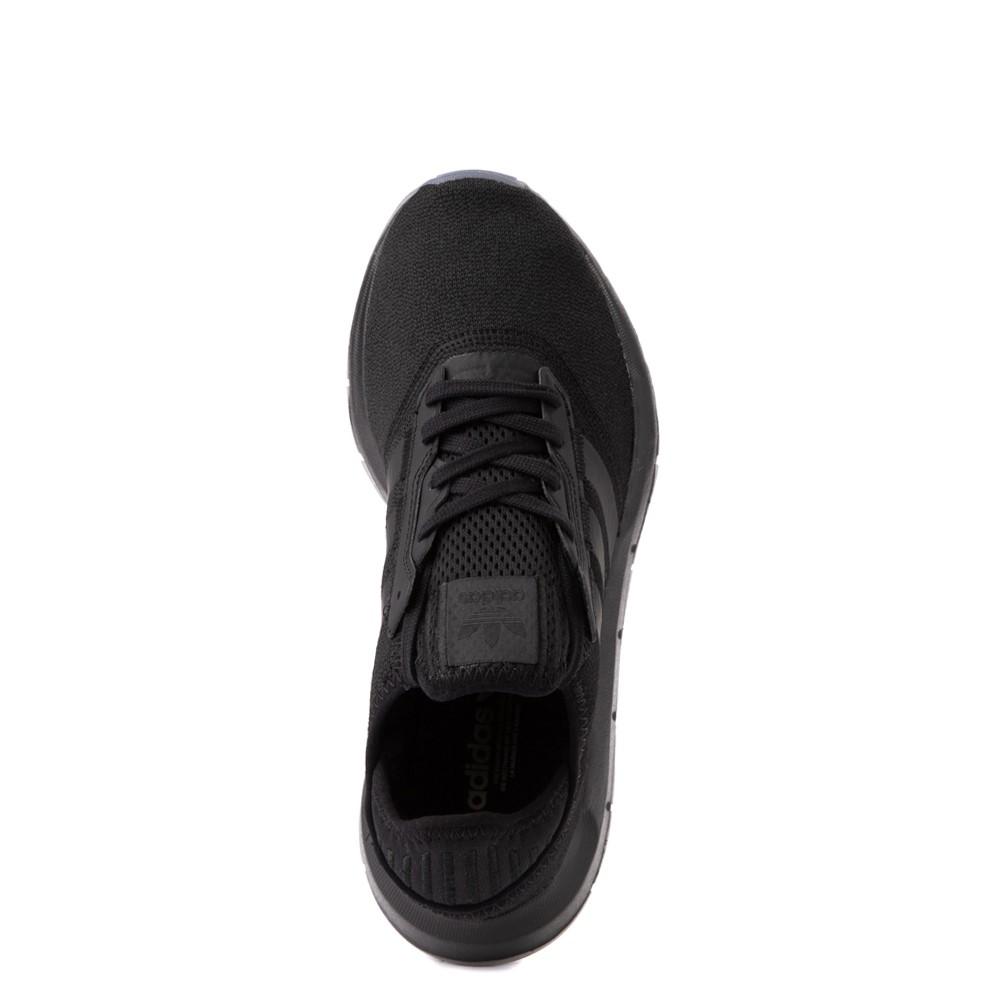 Womens adidas Swift Run X Athletic Shoe - Black Monochrome