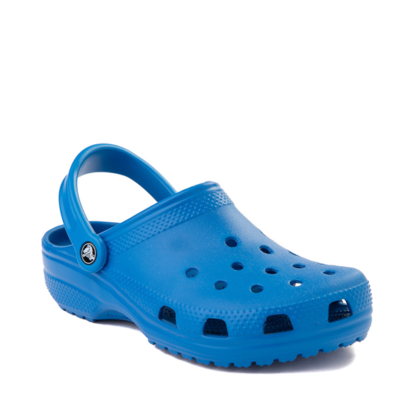 alternate view Crocs Classic Clog - Bright CobaltALT5