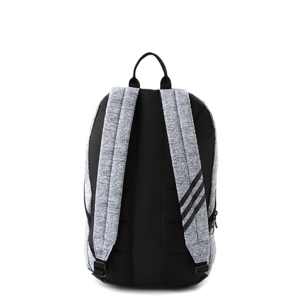 alternate view adidas National Backpack - Light GrayALT2