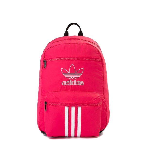 Main view of adidas National Plus Backpack - Hot Pink