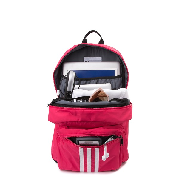 alternate view adidas National Plus Backpack - Hot PinkALT1