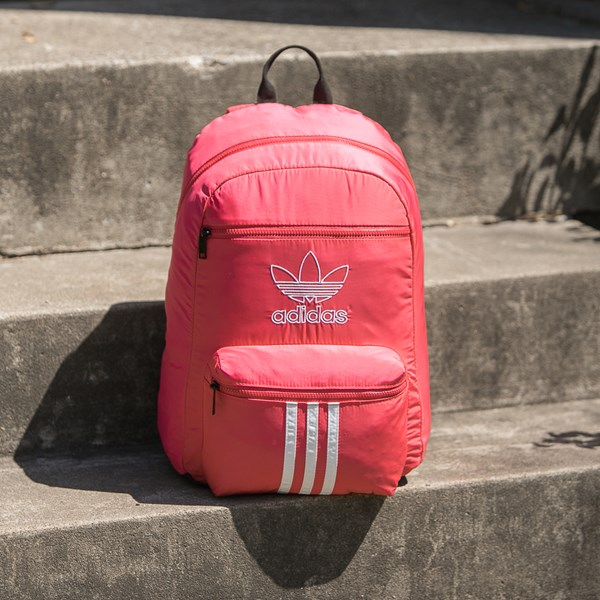 alternate view adidas National Plus Backpack - Hot PinkALT1BB