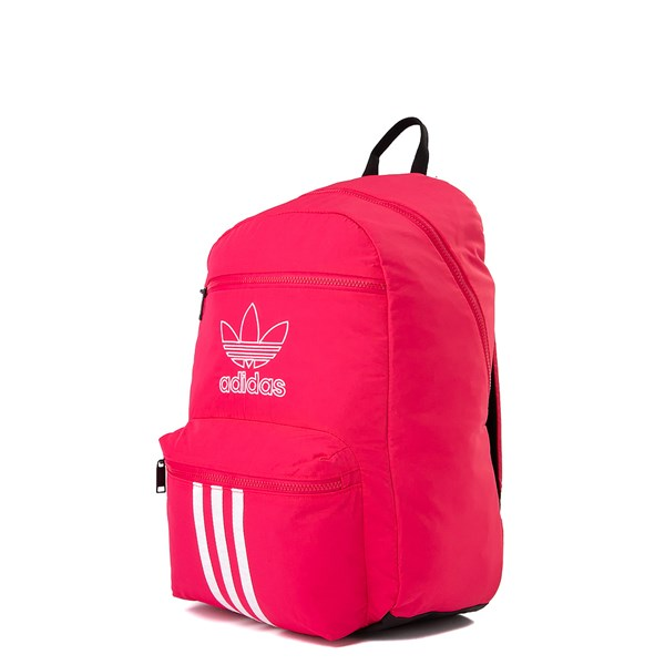alternate view adidas National Plus Backpack - Hot PinkALT4