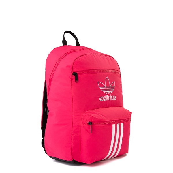 alternate view adidas National Plus Backpack - Hot PinkALT4B