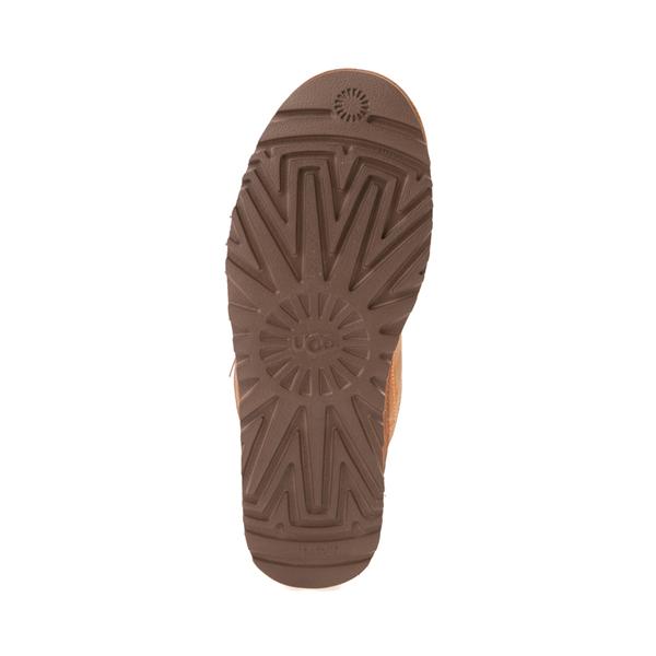 alternate view Womens UGG® Highland Hi Heritage Sneaker - ChestnutALT3