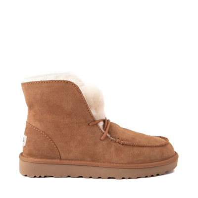 Alternate view of Womens UGG® Diara Ankle Boot - Chestnut