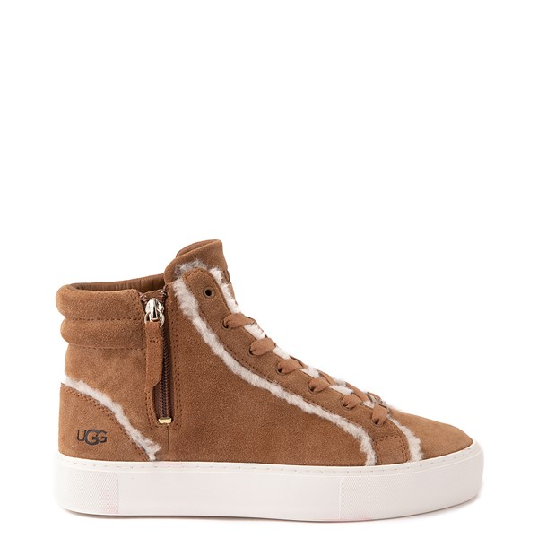 Main view of Womens UGG® Olli Casual Shoe - Chestnut